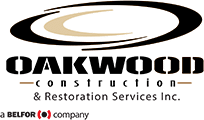 Oakwood Construction & Restoration Services, Inc. Logo