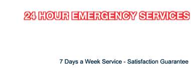 24 Hour Emergency Services - Rapid Emergency Response - (800) 445-8308